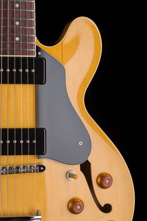 Collings I-30 LC Fully-hollow Double Cutaway Electric Guitar