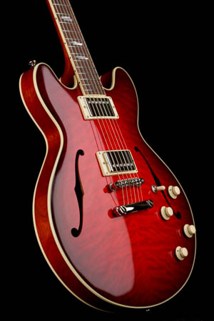 Collings I-35 Deluxe Semi-Hollow Electric Guitar