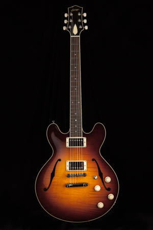 Collings I-35 LC Deluxe Semi-hollow Electric Guitar