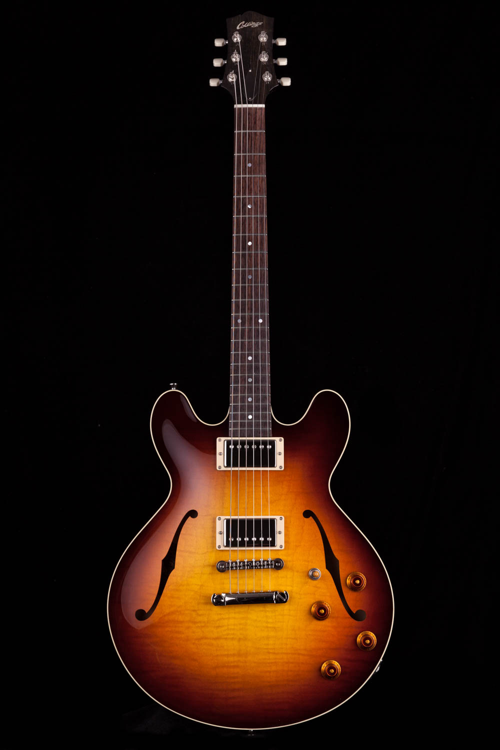 Collings I 35 Lc Semi Hollow Electric Guitar