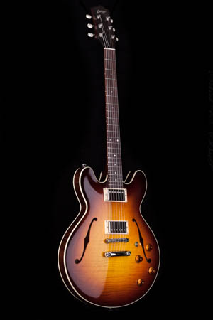 Collings I-35 LC Semi-Hollow Electric Guitar