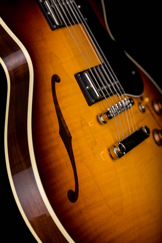 Collings I 35 Semi Hollow Electric Guitar Strat Wiring Diagram Master Tone 1