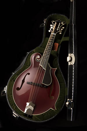 Collings MF Deluxe F-Style Mandolin