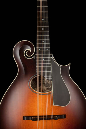 Collings MF O F-Style Oval Hole Mandolin