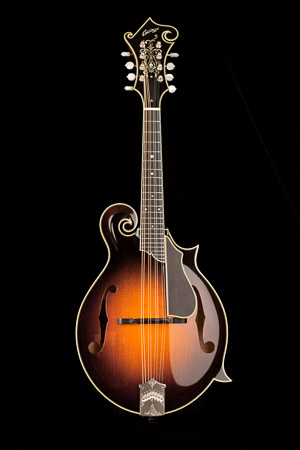 Collings MF5 Deluxe V mandolin