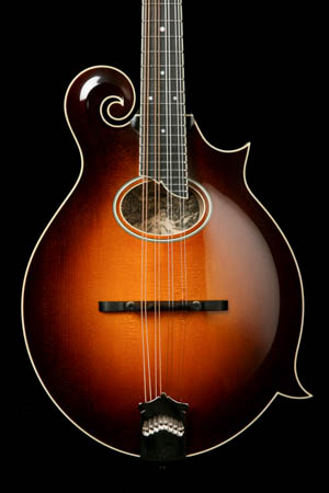 Collings MF5 O F-Style Oval Hole Mandolin