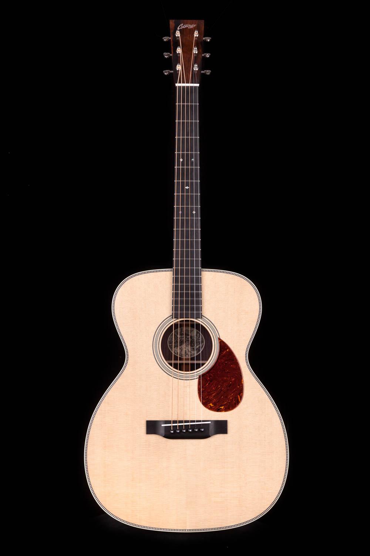 collings om2h orchestra model acoustic guitar. Black Bedroom Furniture Sets. Home Design Ideas