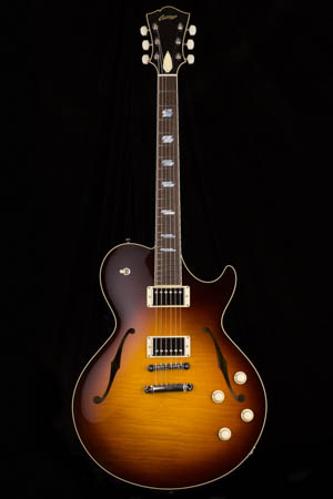 Collings SoCo 16 LC Deluxe Semi-hollow Electric Guitar
