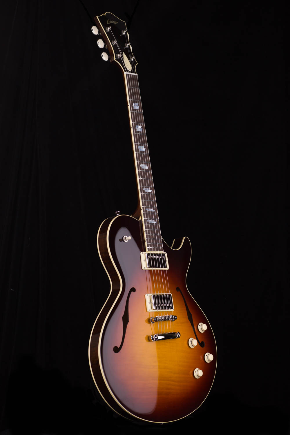 Collings Soco 16 Lc Deluxe Semi Hollow Electric Guitar