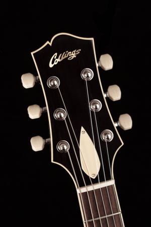 Collings SoCo LC Deluxe Semi-Hollow Electric Guitar