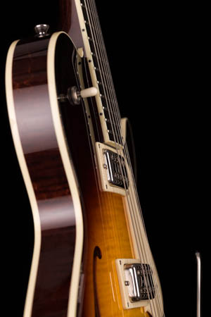 Collings Statesman LC Deluxe Trestle Braced Electric Guitar