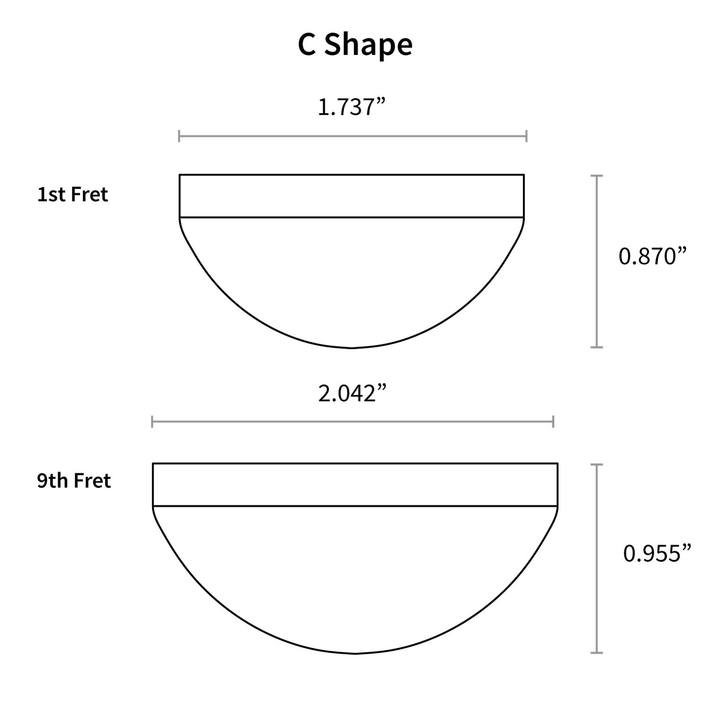 Collings Sj Small Jumbo Acoustic Guitar Wide Range Pickup Diagram Neck Profile