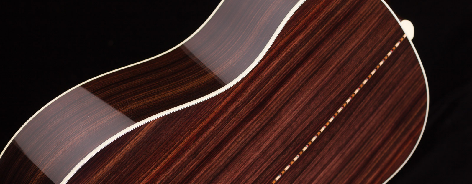 Collings Acoustic Guitar in East Indian Rosewood