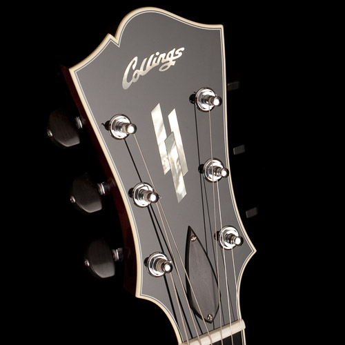 Collings I-35 Deluxe | Semi-hollow Electric Guitar