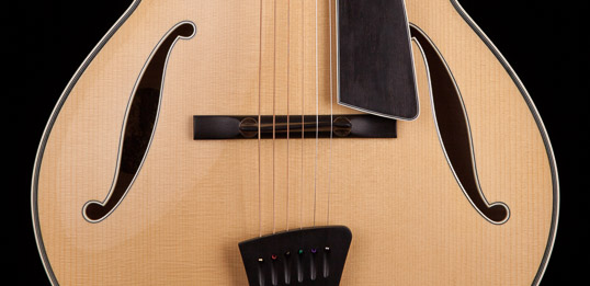 Collings Archtop Jazz Guitar