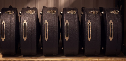 Collings Original Vintage-style Cases