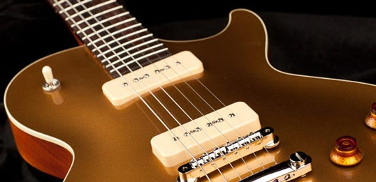 Collings Goldtop Custom Electric Guitar